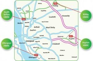 hwrc map