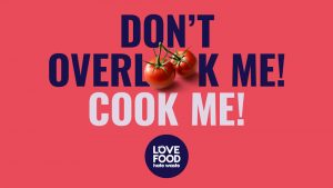 Image of Love Food poster