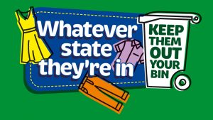 Image of recycling campaign